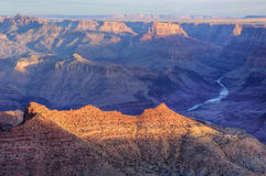 South Rim, Grand Canyon Stock Image
