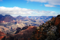 South Rim of the Grand Canyon Royalty Free Stock Images