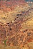 South Rim of Grand Canyon in Arizona panorama Stock Photography