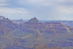 South Rim Grand Canyon Scenic Stock Photography