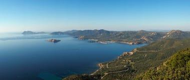 South Sardinia Royalty Free Stock Photography