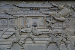 South Shaolin Temple Stock Image