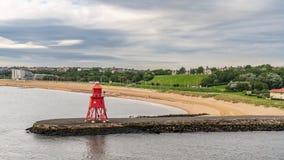 South Shields, Tyne i odzież, Anglia, UK obrazy royalty free