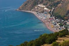 The South shore of the Crimea Royalty Free Stock Photos