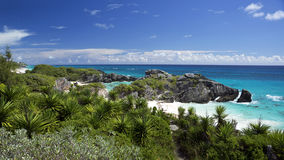 South Shore Park - Warwick Parish, Bermuda Stock Image