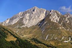 South side of Mount Grossglockner Royalty Free Stock Image