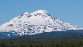 South Sister, Oregon Royalty Free Stock Photos