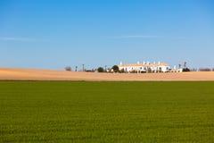 South Spain Rural Landscape Stock Images