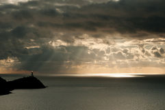 South Stack Royalty Free Stock Photos