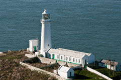 South Stack Royalty Free Stock Photography