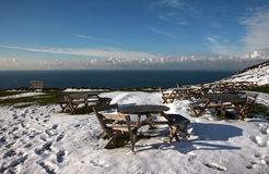 South Stack Cafe Royalty Free Stock Images