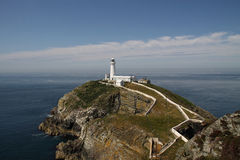 South Stack Lighthouse C Stock Photo