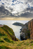 South Stack Lighthouse, Holyhead Royalty Free Stock Photography