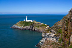 South Stack Lighthouse Stock Photos