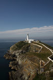 South Stack Lighthouse A Stock Images