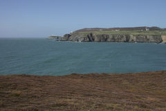South stack. Royalty Free Stock Photos