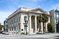 South State Bank, Charleston, SC. Royalty Free Stock Photos
