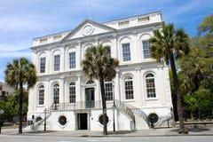South State Bank, Charleston, SC. Royalty Free Stock Photos