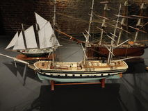 The South Street Seaport Museum 43 Stock Images