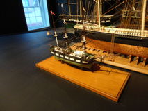 The South Street Seaport Museum 51 Stock Photo