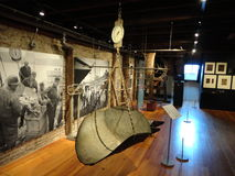The South Street Seaport Museum 140 Stock Image