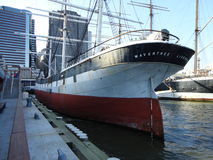 The South Street Seaport Museum 147 Royalty Free Stock Photos