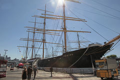 South Street Seaport, NYC Stock Photography