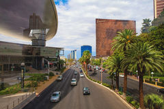 South strip Las Vegas Stock Photography