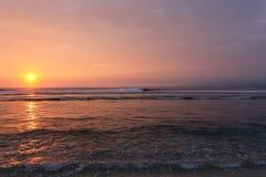 South Sumatran Sunset Stock Photography