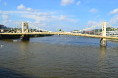 South Tenth Street Bridge in Pittsburgh Stock Photos