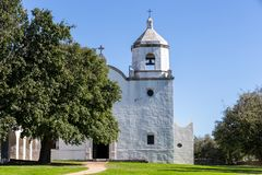 South Texas Mission royalty free stock photo