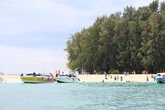 South Thailand - Beach on Koh Phi Phi Stock Photos