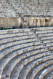 The South Theater, Jerash Stock Photography