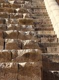 The South Theater, Jerash Royalty Free Stock Image