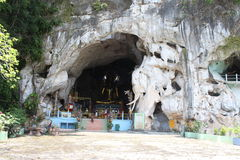 South Thialand Bootest Temple Cave Stock Image