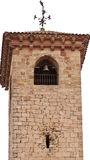 South tower of Siguenza Cathedral. Stock Images