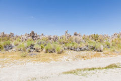 South Tufa Stock Image
