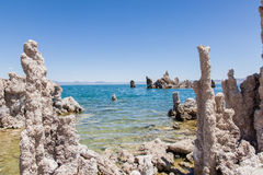 South Tufa Royalty Free Stock Photography