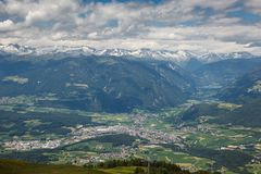 South Tyrol Alps Stock Photos