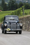 South tyrol classic cars_2014_Chevrolet Pick up 3100 Royalty Free Stock Photography