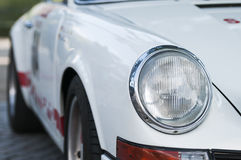 South tyrol classic cars_2015_Porsche 911 Carrera RS 2.7 Royalty Free Stock Photography