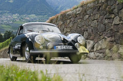 South tyrol classic cars_2014_Porsche 356_2 Stock Photography