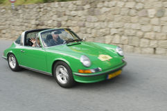 South tyrol classic cars_PORSCHE 911 Stock Image