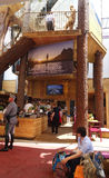 South Tyrol Pavilion, Expo 2015 Royalty Free Stock Images