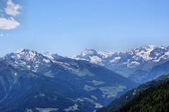 South Tyrolean mountain world Stock Photography