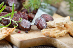 South Tyrolean snack Royalty Free Stock Photos