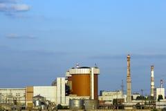 South ukraine nulear power station. Ukrainian nuclear power station in Mykolaiv region Royalty Free Stock Photos