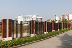 South university of science and technology of chin. A, the campus landscape Royalty Free Stock Photography
