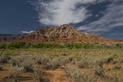 South Utah Royalty Free Stock Photo
