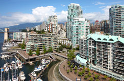 South Vancouver BC Canada. Royalty Free Stock Image